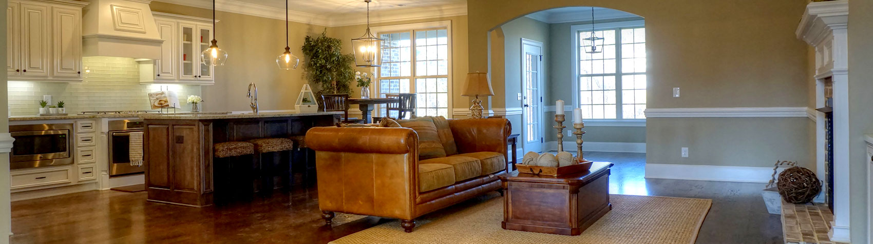 Home Slide Leather Couch | Stallings Ridge